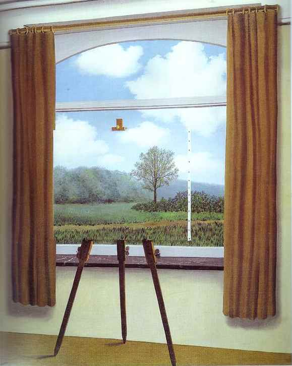 La Conditione Humaine - Magritte